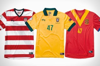 ... with a World Cup capsule collection featuring jerseys 3bdb0bdaa