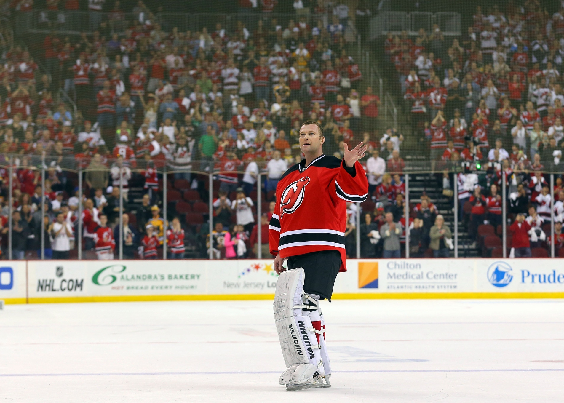Martin Brodeur Is Still Waiting By The Phone Vice