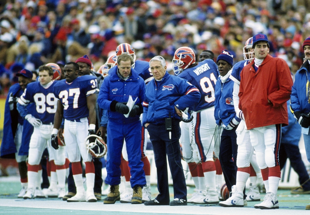 The Long Wondrous Life of Marv Levy   VICE Sports
