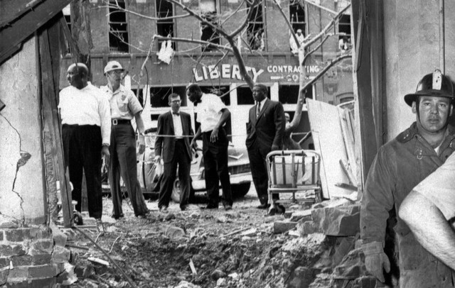 The Racism and Incompetence Behind the Unsolved Firebombing