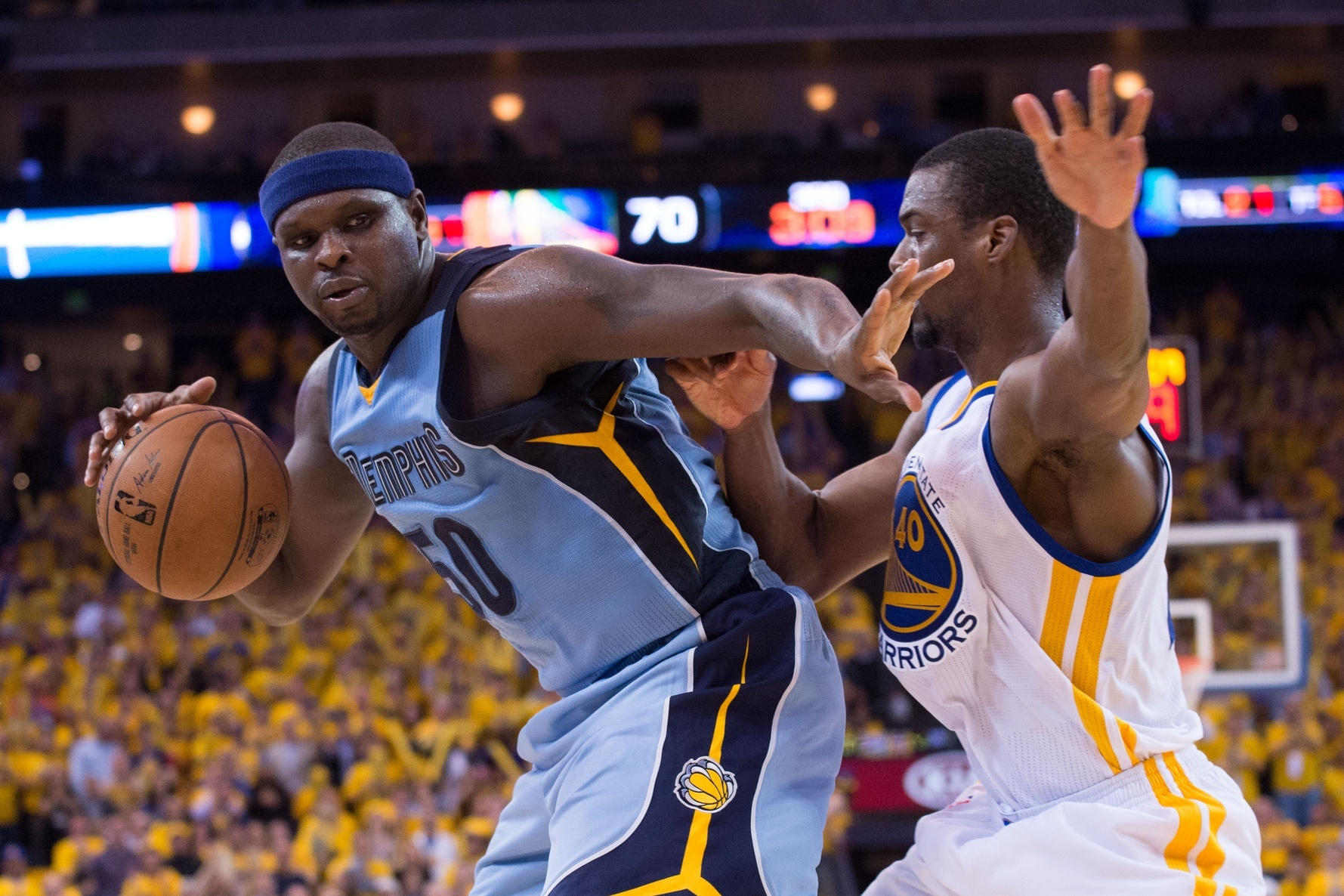 Zach randolph memphis grizzlies - This Is Roughly As Polite As Z Bo Gets Which Is Something You Should Absolutely Not Take Up With Z Bo Photo By Kyle Terada Usa Today Sports