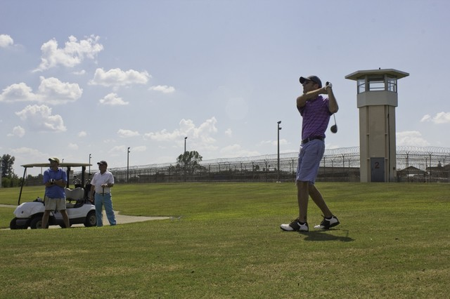 Golfing With The Guards At Angola Penitentiary - VICE