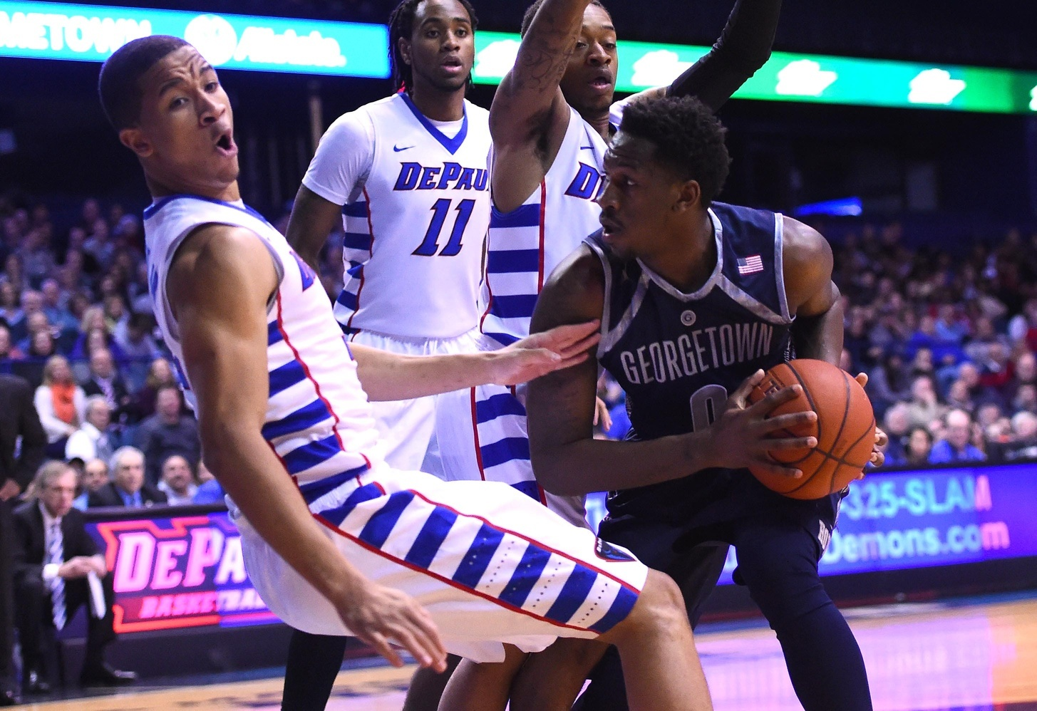 DePaul Still Chasing Down Its Long Lost Legacy VICE Sports