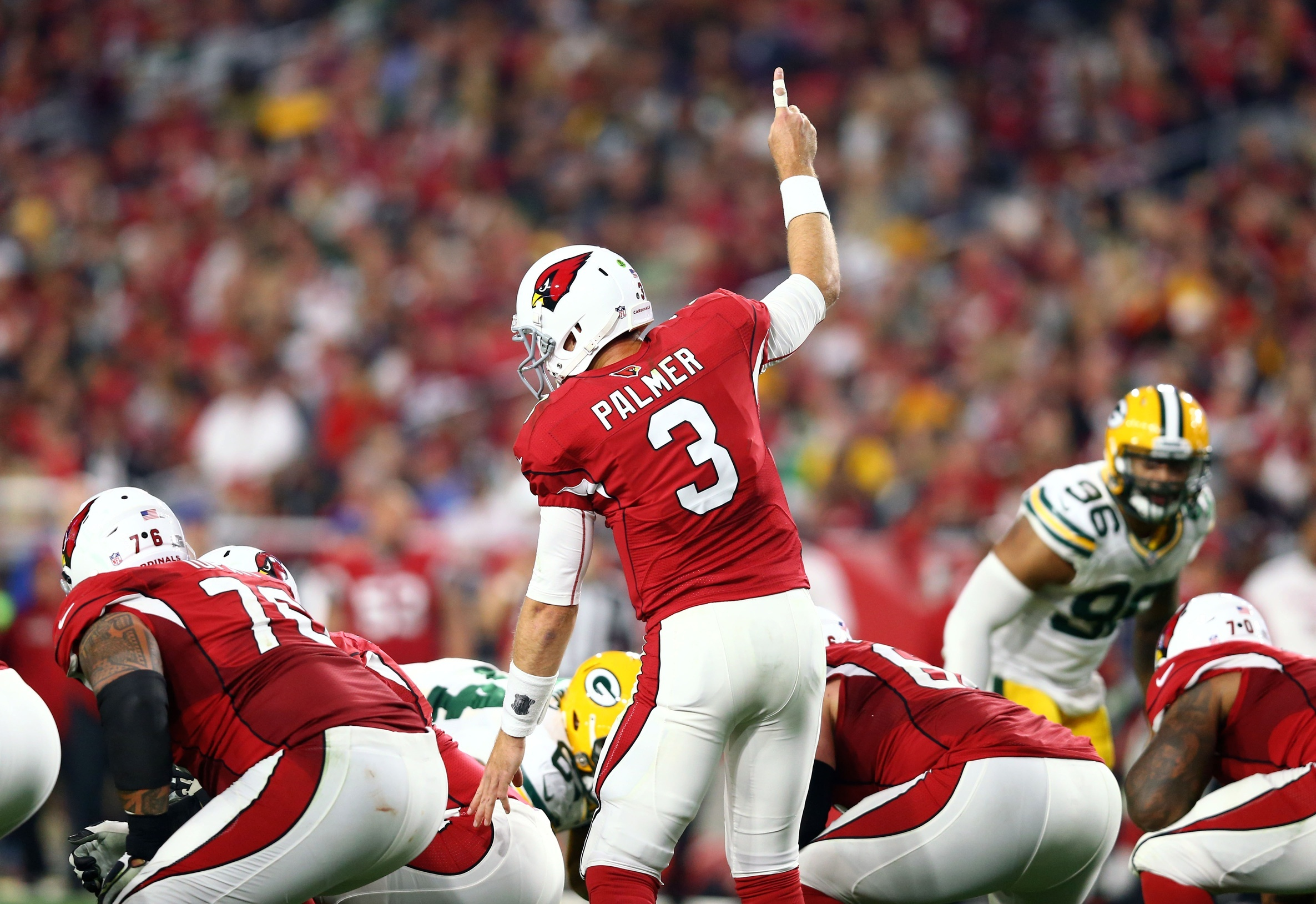 A Guide To Enjoying The Carson Palmer Renaissance VICE Sports