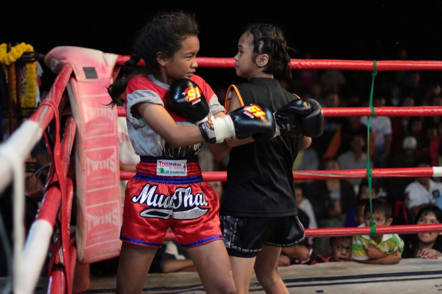 highfrequency fights and the children of muay thai vice