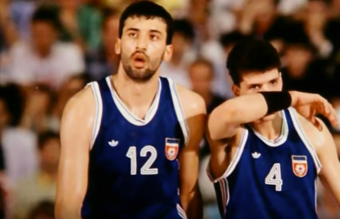 How The 1990s Balkan Wars Destroyed Yugoslavia S Basketball Miracle
