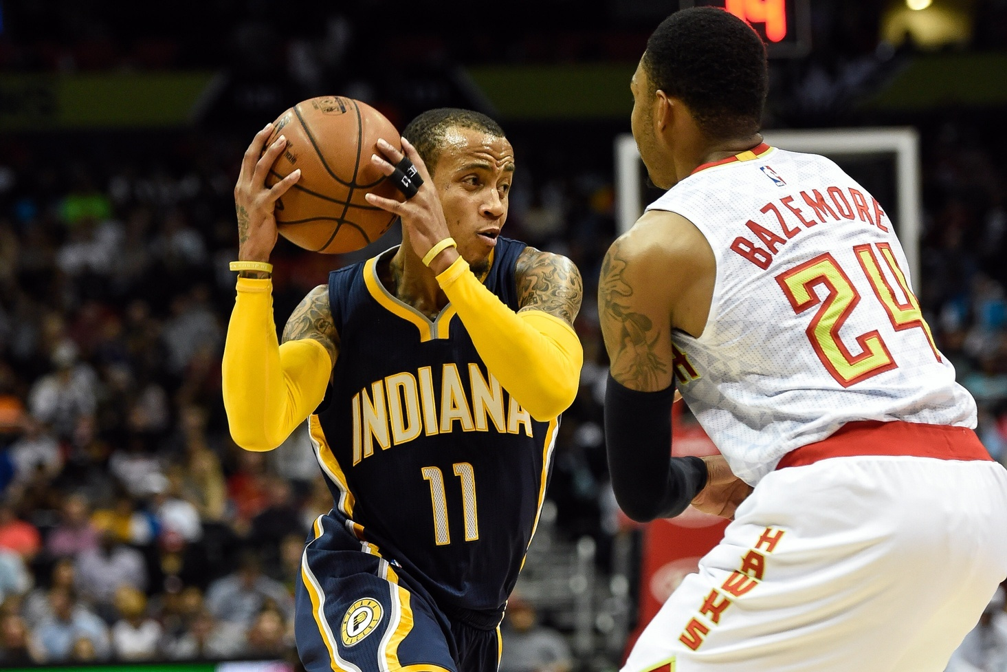 Monta Ellis and the Problem with Being Better Than Good VICE Sports