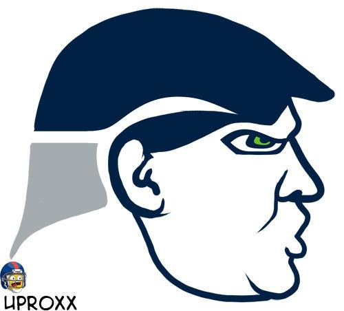 Nfl Logos Als Donald Trump Karikatur Vice Sports