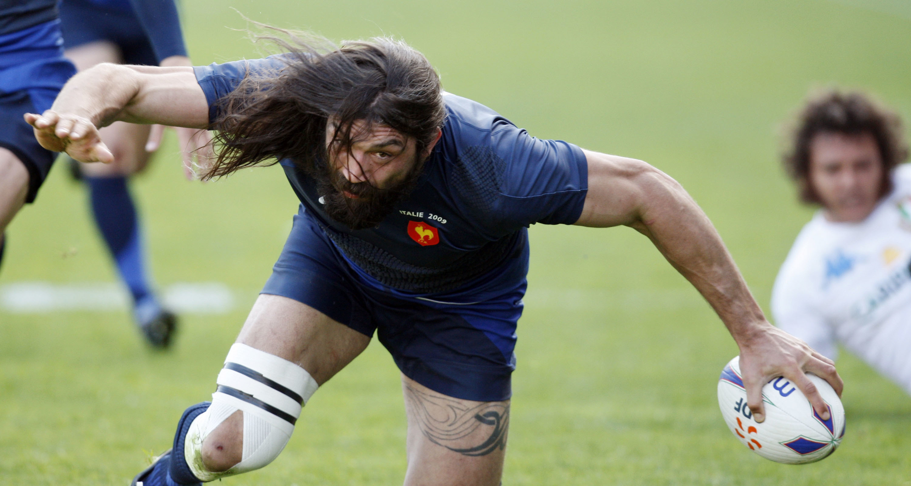 Sebastien Chabal Body