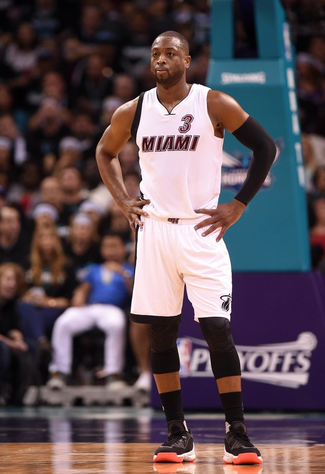 separation shoes 34f22 9ae6c Would Dwyane Wade Really Leave The Miami Heat? - VICE