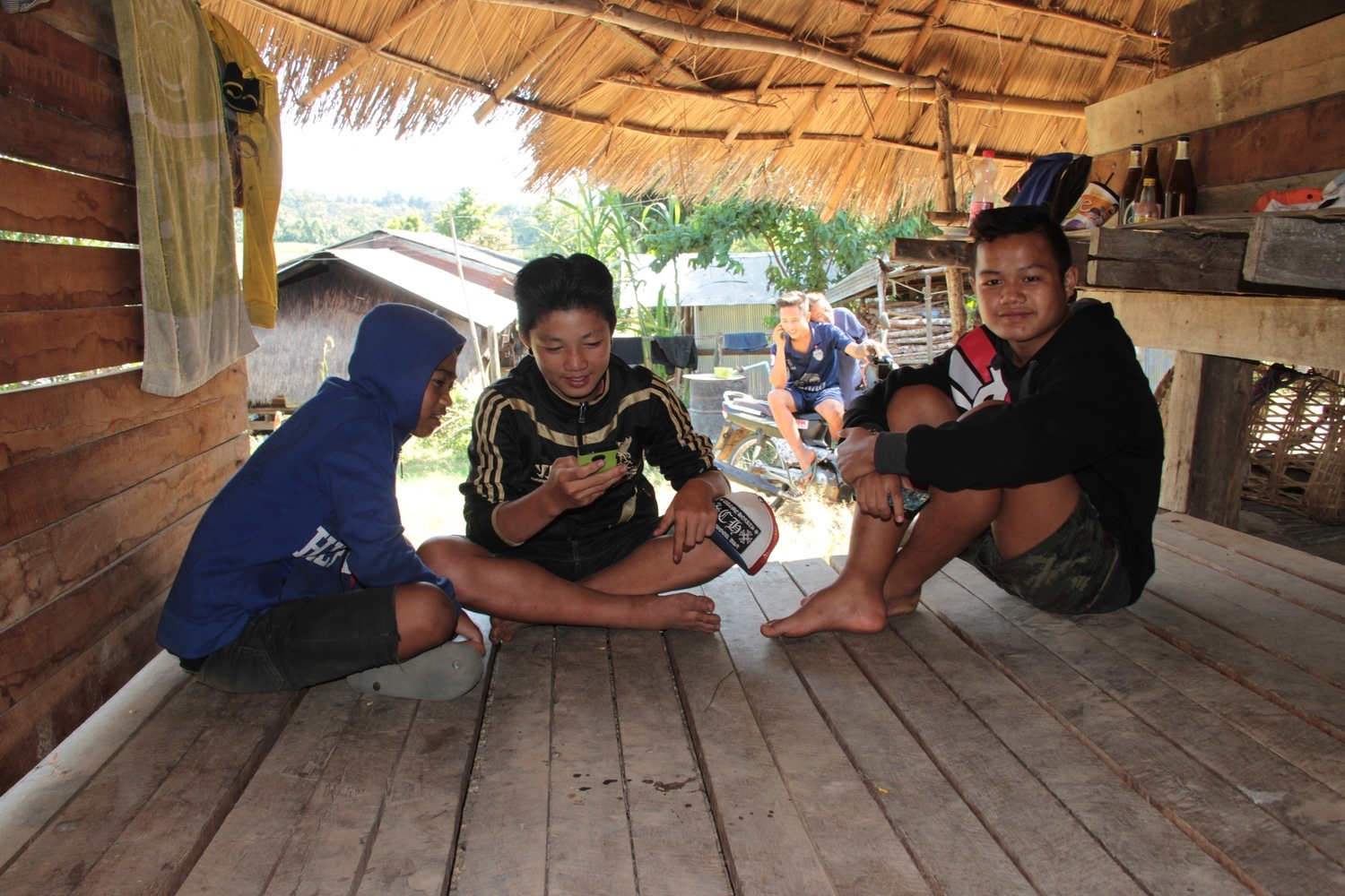 The Muay Thai Fighter From The Hill Tribe Fightland