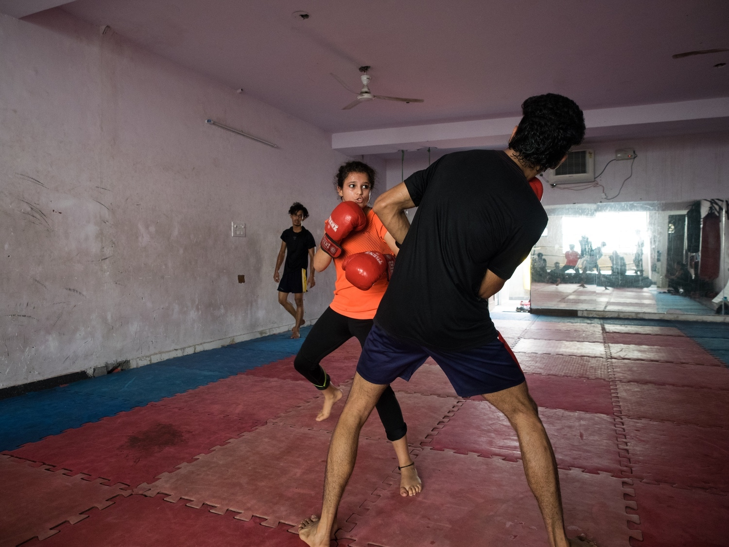 Bharti Dhoundiyal: A Rare Female Mixed Martial Artist From