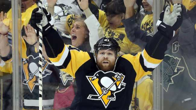 Phil Kessel Hurt Team USA\'s Feelings - VICE Sports