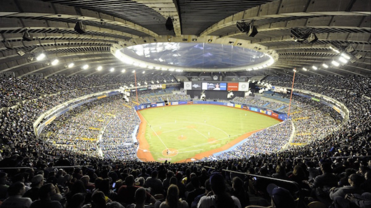 Montreal's Olympic Stadium Will Once Again Host a Pair of ...