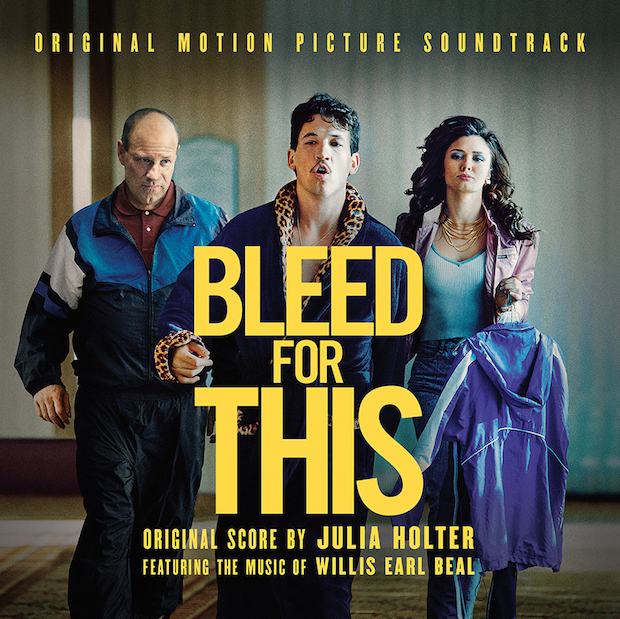 Fight Fan Review Bleed For This