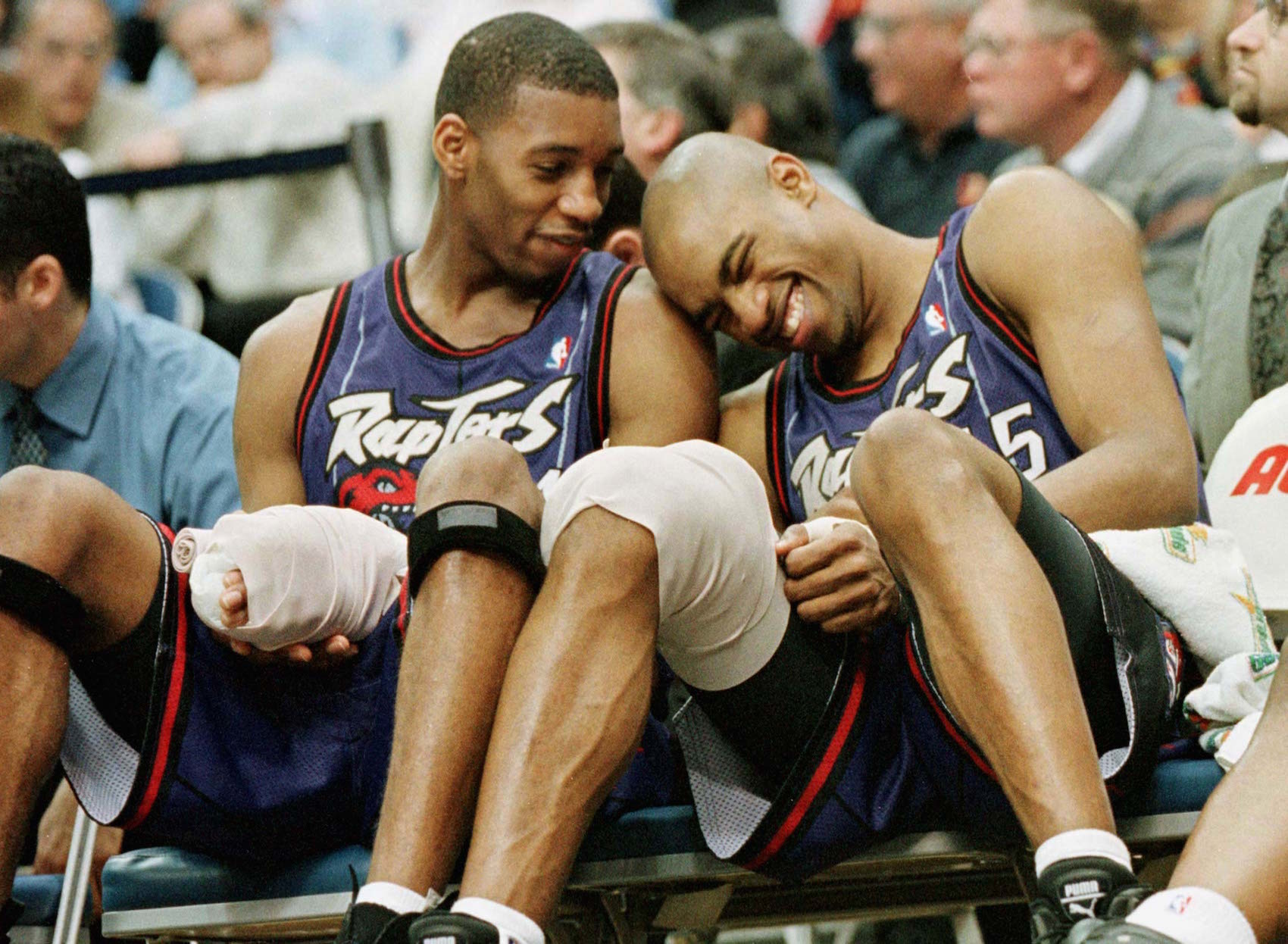 Vince Carter Should Be the First Raptor to Have His Number Retired