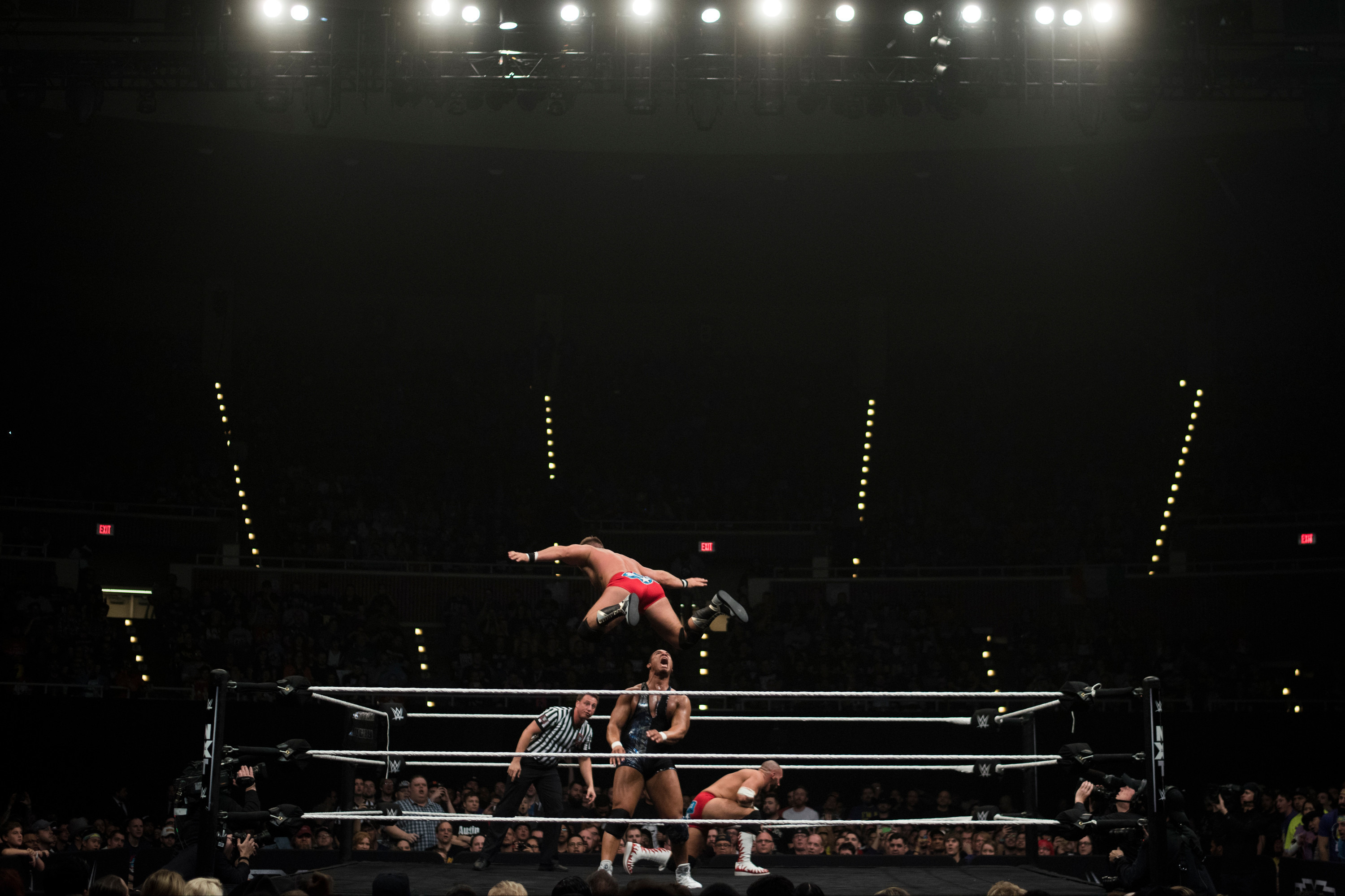 Wwe announces 2q14 earnings wwe network subscriptions youtube - Nxt Has Become A Wildly Popular Feeder League For Wwe Photo By Cooper Neill