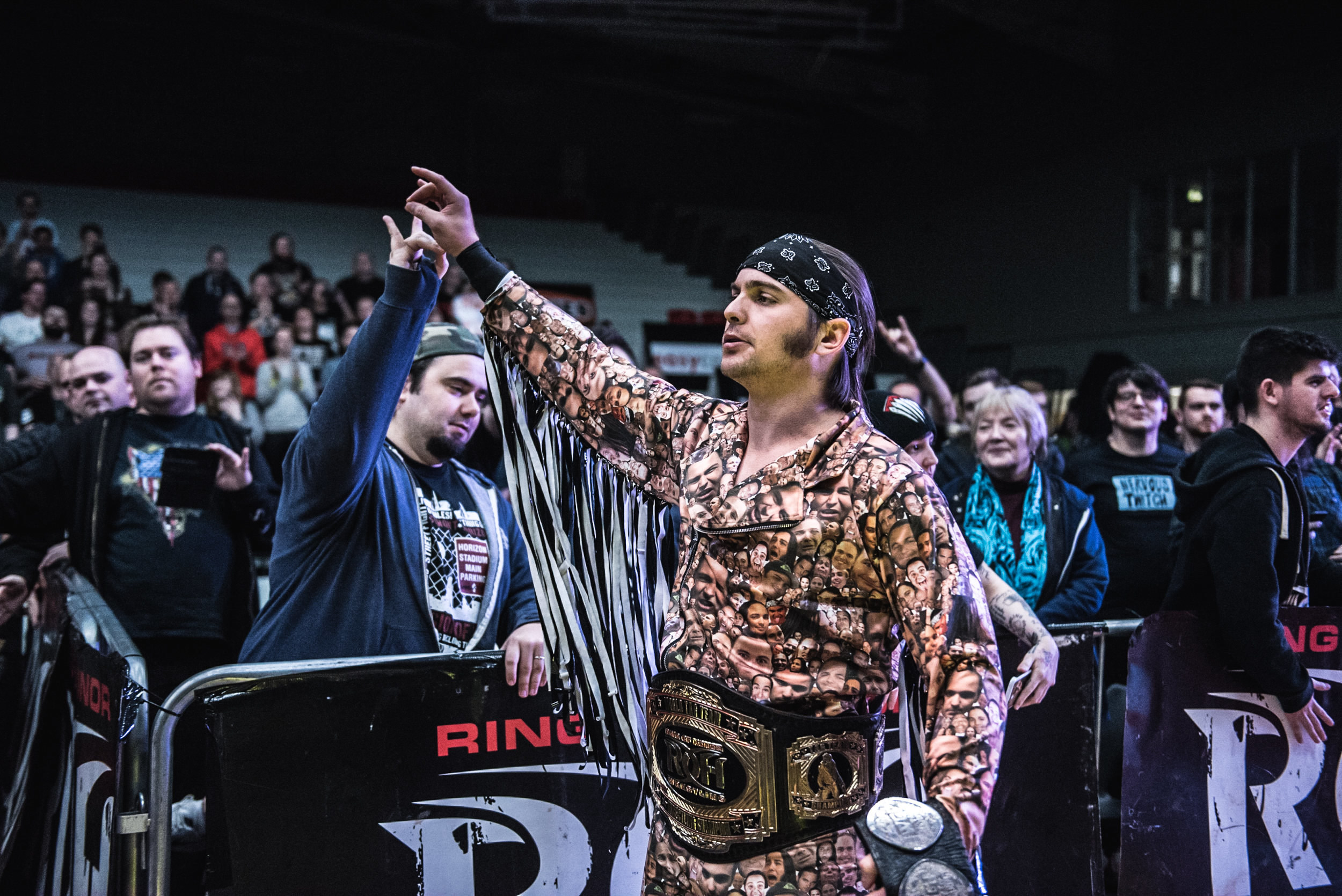 Party Next Door How The Young Bucks Revolutionized Professional - Only a handful people in the world can do this and hes the youngest