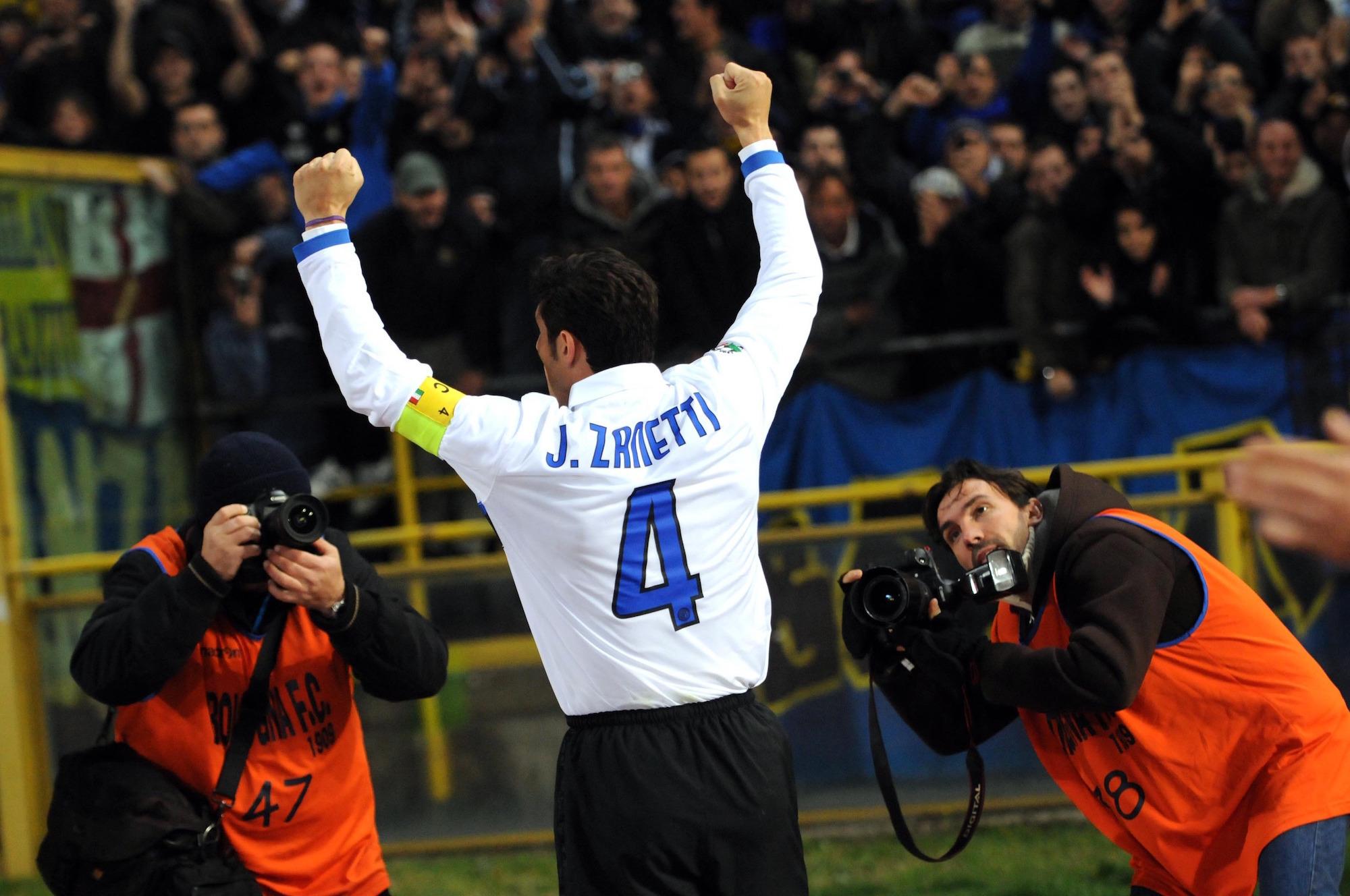 Javier Zanetti Inter Milan and The Rebel Football Match That