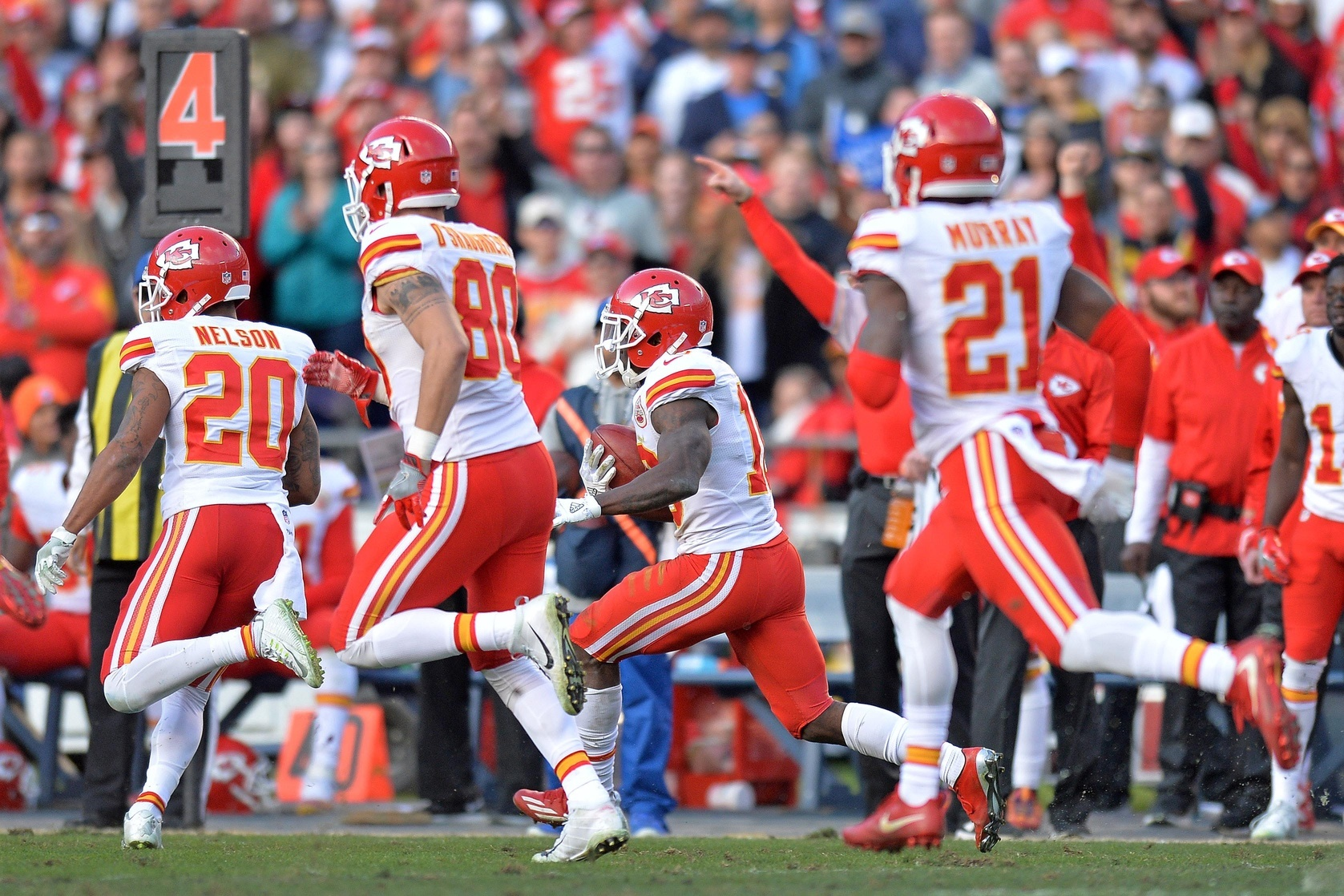 Kansas City s Tyreek Hill Is the Key to AFC Title Game Berth