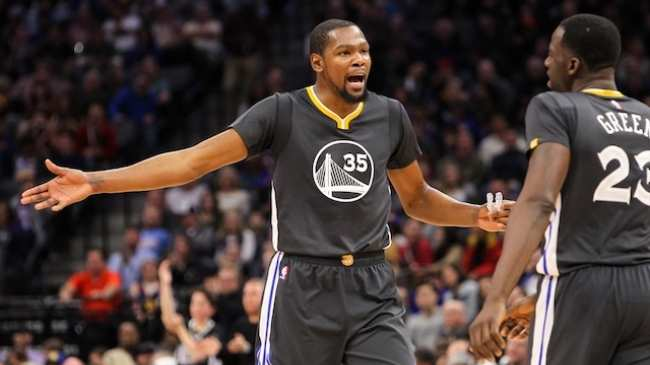 15241a4376de Oklahoma City Steakhouse Owner Flat-Out Denied Kevin Durant s Request to  Book Restaurant