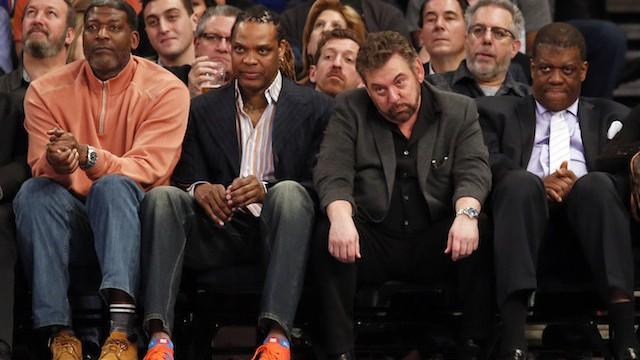 Report Michael Jordan and Adam Silver Try to Broker Peace in