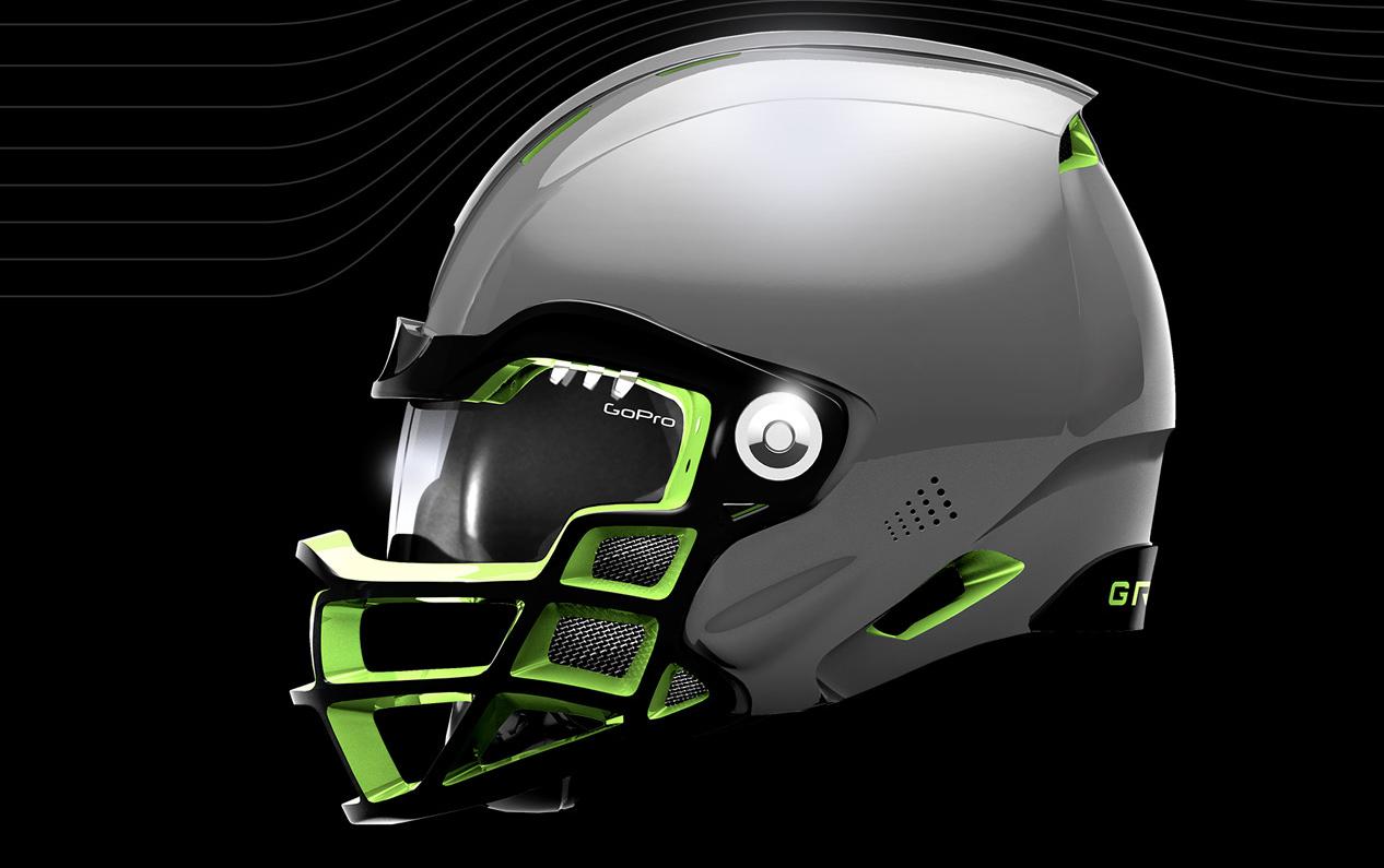 El futuro de los cascos de futbol americano imaginados por un estudio de  diseño - VICE Sports Latinoamérica 0d268d2e284