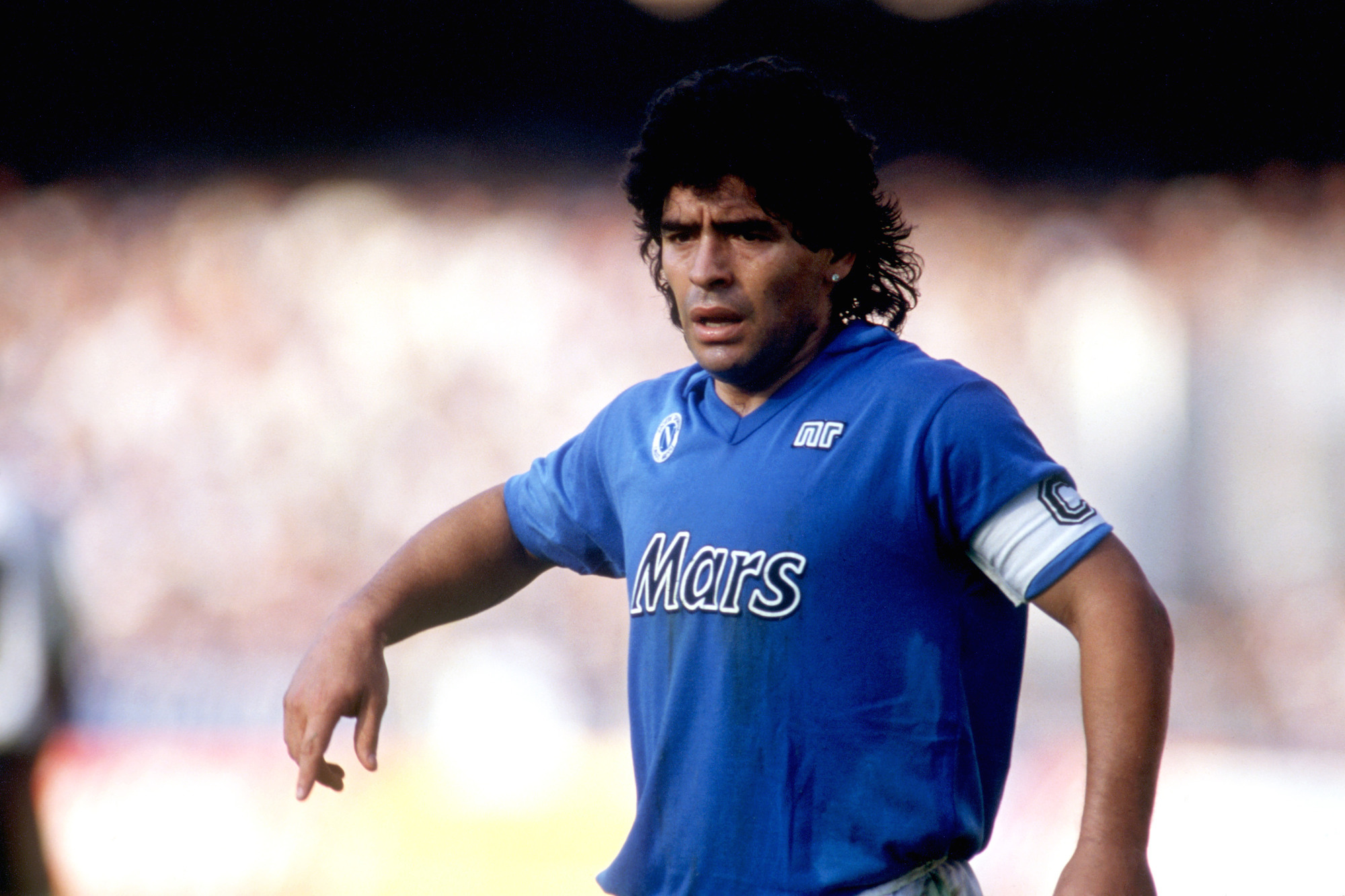 Our Darling Our Diego How Naples Fell in Love With Maradona
