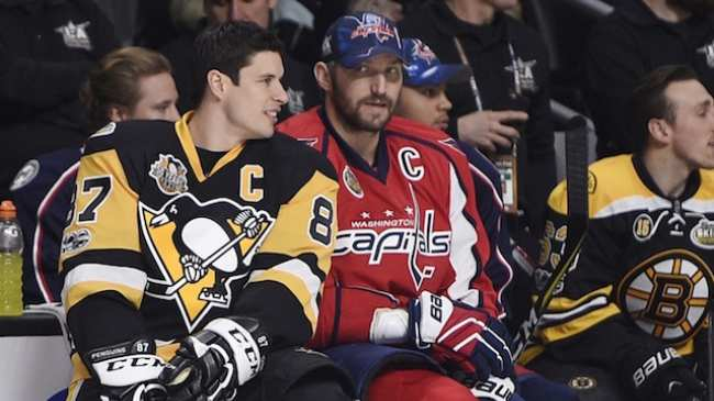 1617551bed5 A Timeline of How Crosby and Ovechkin Reached 1000 Points - VICE Sports