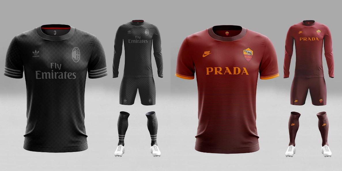 ropa de futbol ROMA nuevas