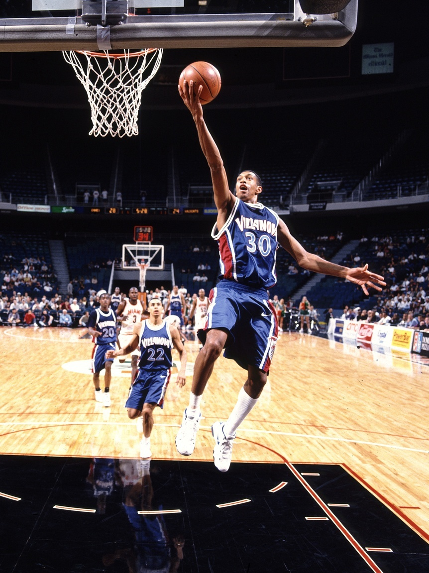 After The NBA and Wall Street Kerry Kittles Returns to College