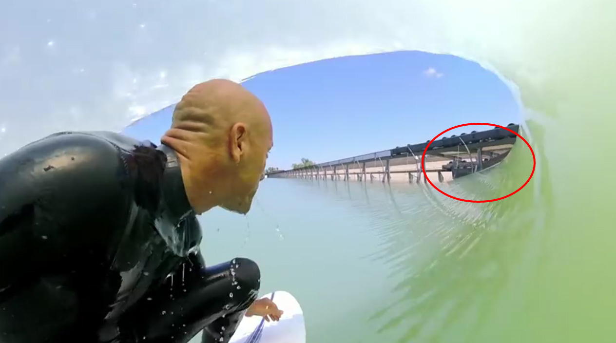 Piscine vagues de kelly slater l 39 envers du d cor for Piscine fecamp