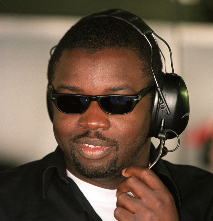 The Mysterious Nigerian Prince Who Scammed His Way Into Owning an F1 Team