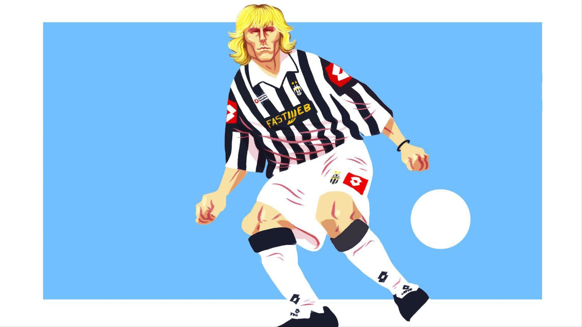 huge discount e88c6 ca420 The Cult: Pavel Nedved - VICE