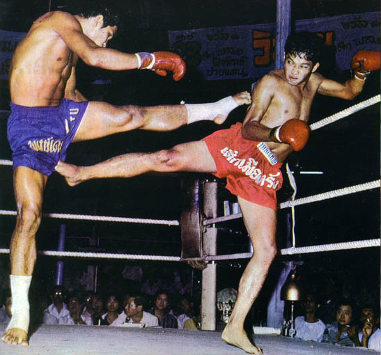 "community news, Hark The Herald Poot Lorlek: The ""Angel Boxer"" of 1970s Muay Thai"