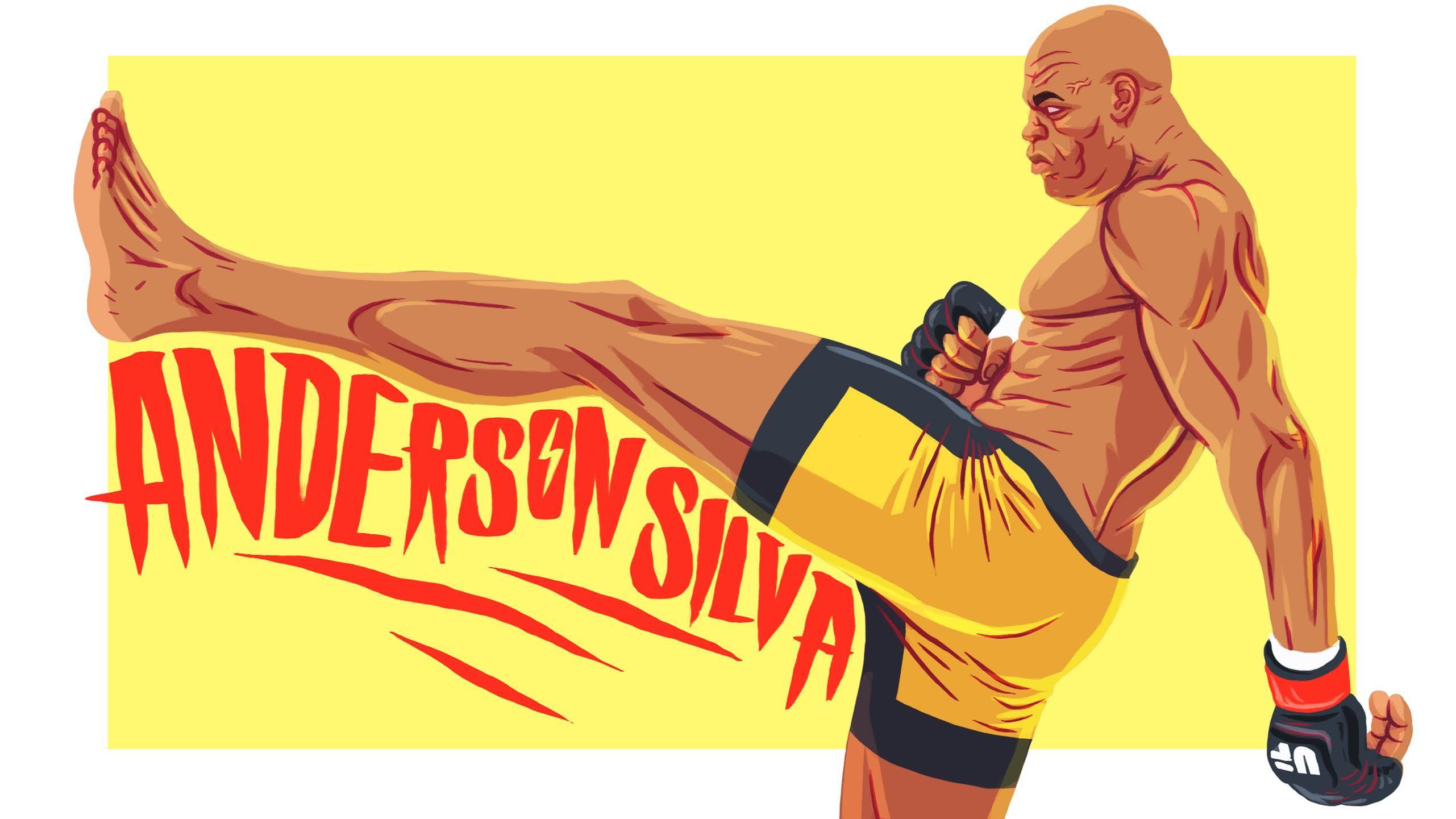 The Cult: Anderson Silva