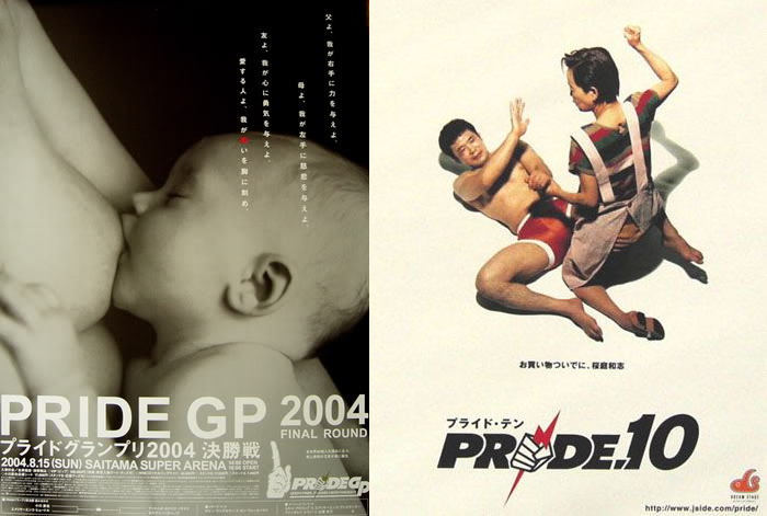 community news, Ten Years Later, PRIDE FC Still Looks Like a Comic Book Come to Life