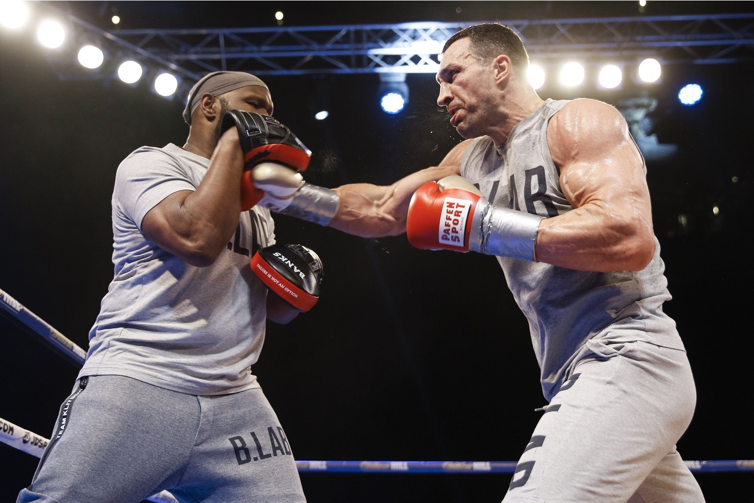 community news, Can Anthony Joshua Wladimir Klitschko Reignite Heavyweight Boxing in America?