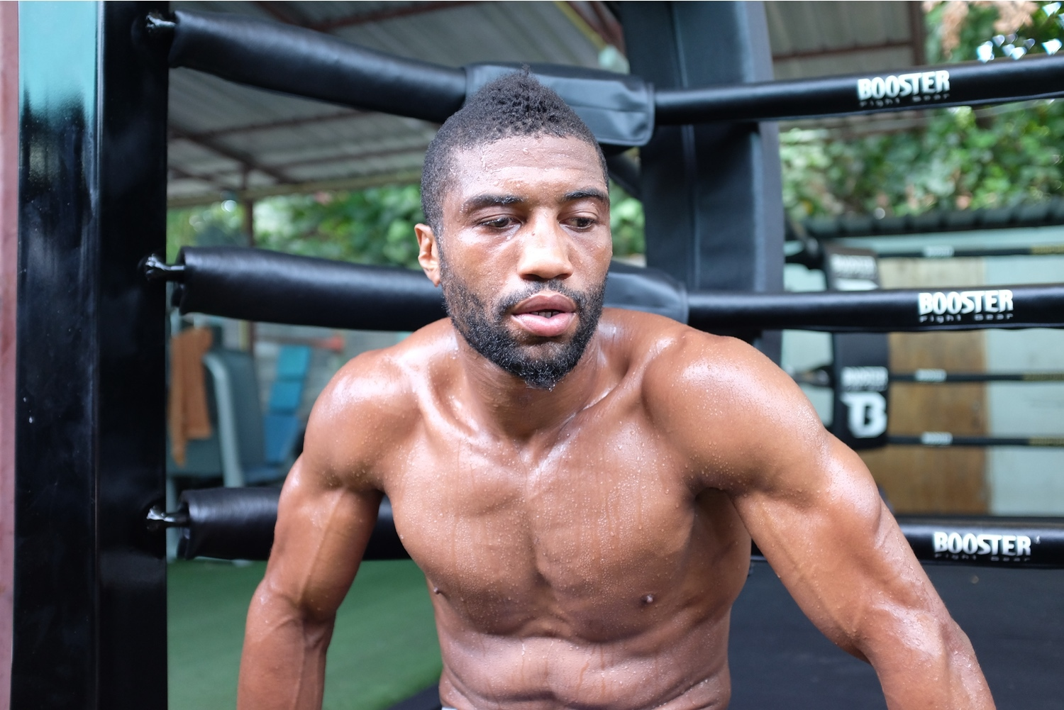 community news, From Bad Bwoy to Buakaw: Simon Marcus Looks to Create a Legacy