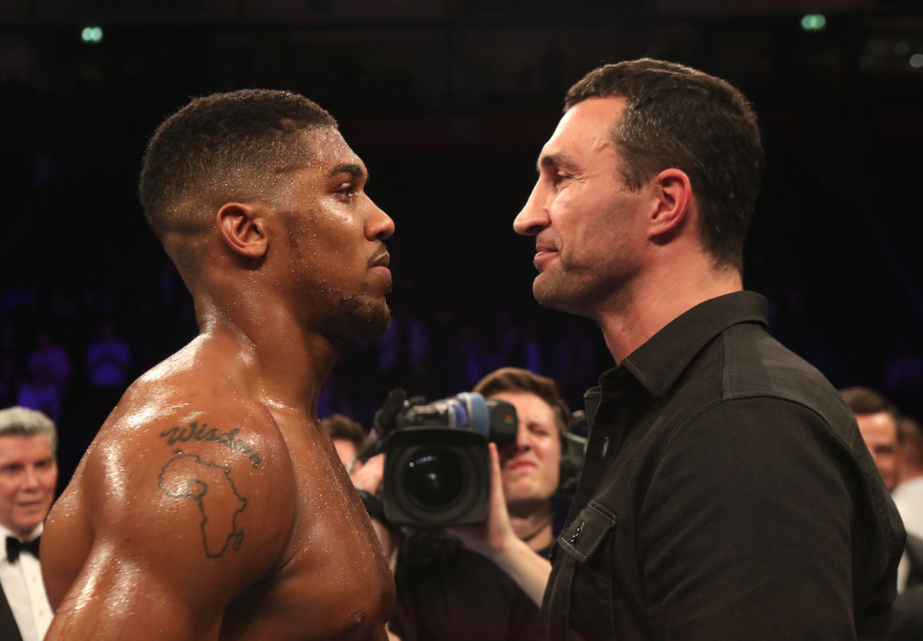 community news, What Does Wladimir Klitschko's First Professional Loss Say About His Fight With Anthony Joshua?