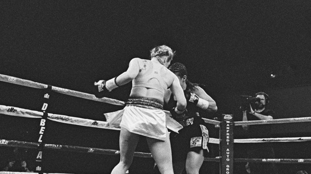 Fighting For Women's Boxing In Brooklyn