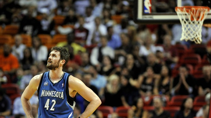 The Summer of Kevin Love