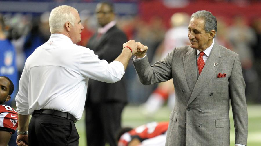 Atlanta Falcons: The World's Team?