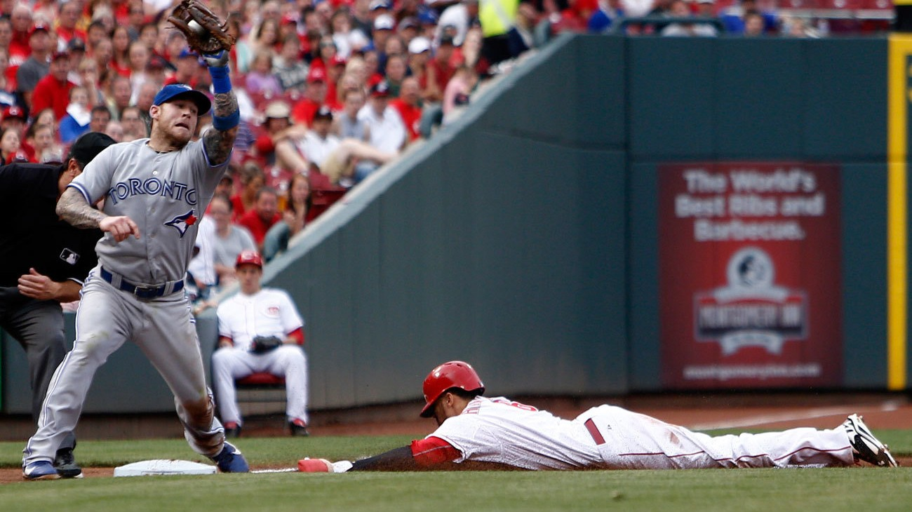 Not Just a Speed Demon: Billy Hamilton's Unlikely Rise