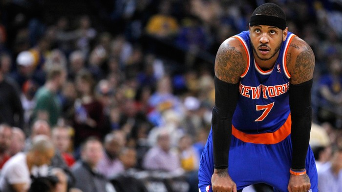 Carmelo Anthony: The Hero with a Thousand Faces