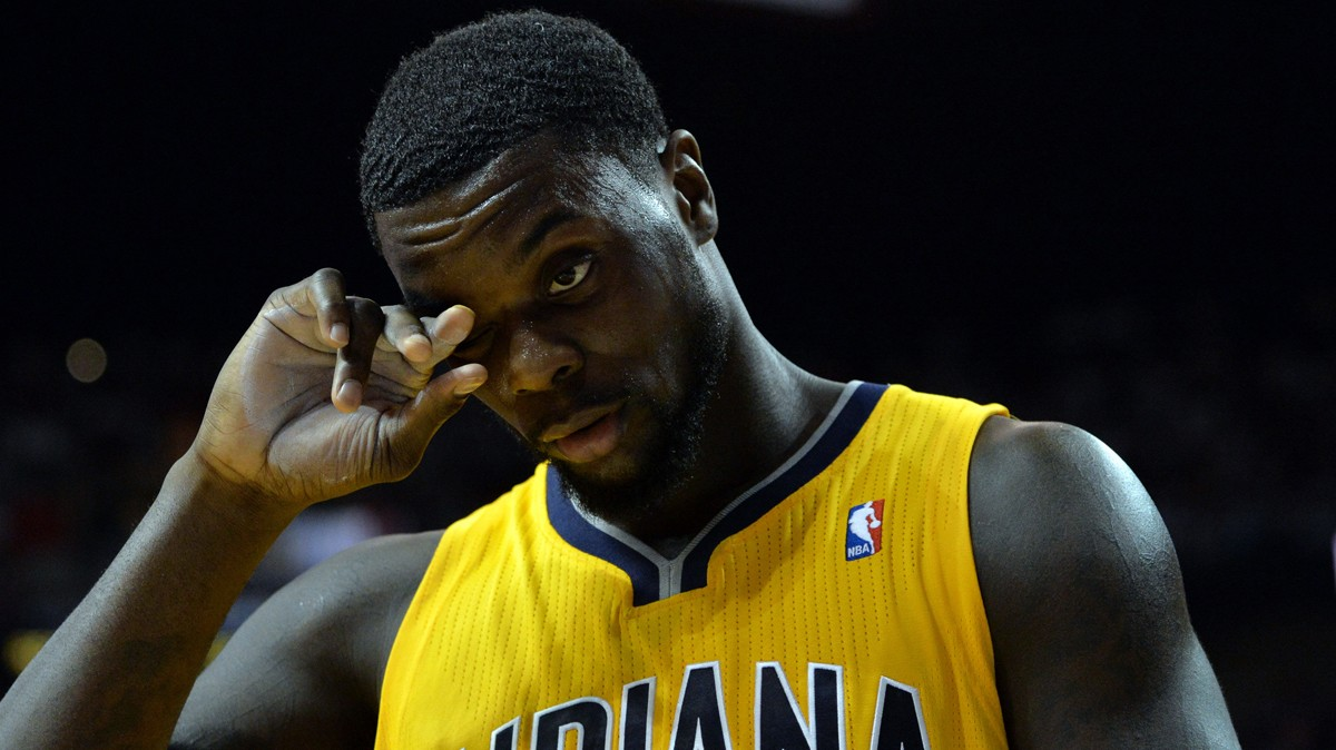 Can The Hornets Handle Lance Stephenson?
