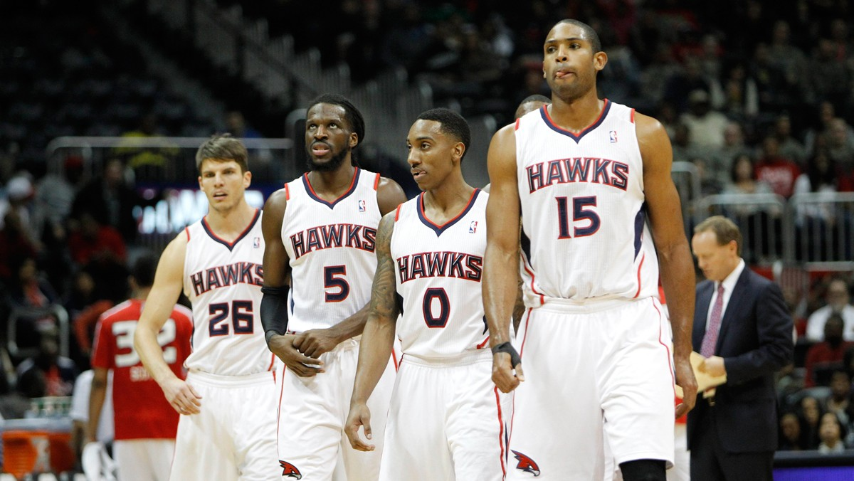 The Atlanta Hawks Are Ready for Their Closeup