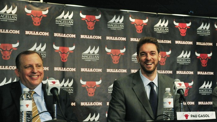 The Chicago Bulls Might be the Stuff Dreams are Made of