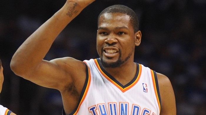 The Sports-Shouting Machine Turns to Kevin Durant and Washington