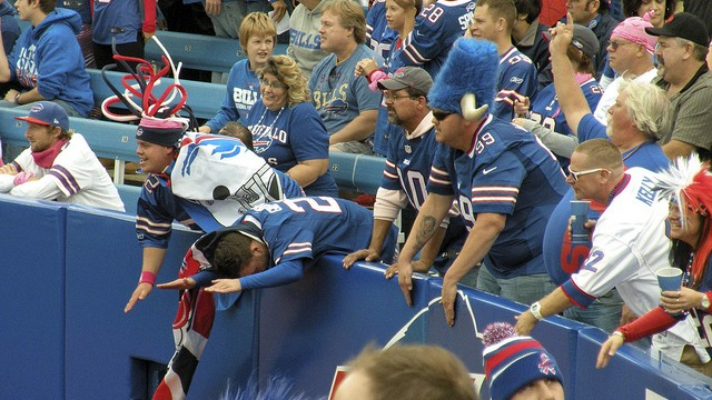 Hey Jon Bon Jovi: Bills Fans Live on Buffalo Wings and Straight Talk, Not a Prayer